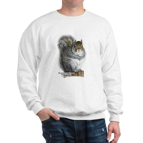 Product Image of Eastern Gray Squirrel Sweatshirt