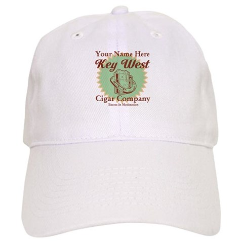 Buy cigar company gifts - Key West Cigar Company cap