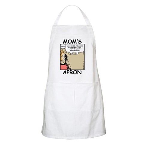 4 girls   Apron by CafePress