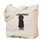 Affenpinscher Dad Tote Bag