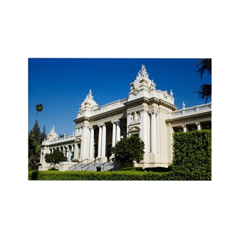 - Riverside Courthouse Architecture Rectangle Magnet 10 pack by CafePress