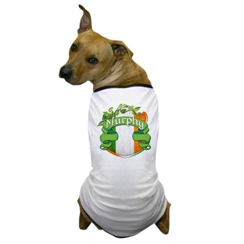 Product Image of Murphy Shield Dog T-Shirt