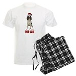 Springer Spaniel Men's Pajamas
