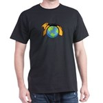 Airedale World Dark T-Shirt