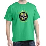 Dead Earth Resistance Skull T-Shirt
