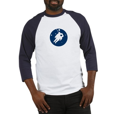 - Lost in space Logic Baseball Jersey by CafePress