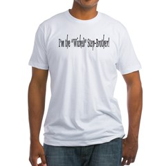 I'm the Wicked Step Brother T-Shirt by just jewels