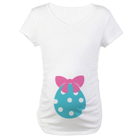 Product Image of Fun Easter Egg Pregnancy T-Shirt