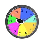 Dimensions Thirteen Hour Wall Clock