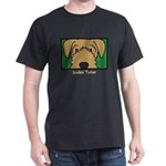 Anime Airedale Terrier Dark T-Shirt