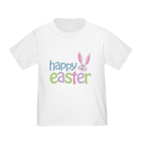 Product Image of Happy Easter Toddler T-Shirt