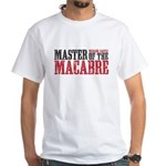 Castle - Master of the Macabr White T-Shirt
