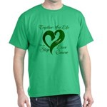 Personalize Stop Liver Cancer T-Shirt
