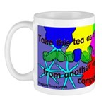Tea, Testament to Peace Mug