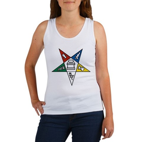 Product Image of Order of the Eastern Star Women's Tank Top
