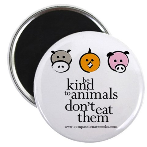 2.25quot; Magnet 10 pack - Orange Chick  2.25 Magnet 10 pack by CafePress