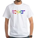 Queer Jews White T-Shirt
