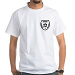 Officer White T-Shirt