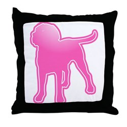 Perro de Presa Canario  Pets Throw Pillow by CafePress