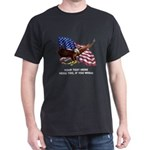 PERSONALIZED AMERICAN FLAG EAGLE SAYI T-Shirt