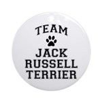 Team Jack Russell Terrier Ornament