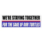 Pet Turtle Bumper Sticker