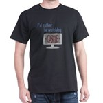 Rather Be Watching Castle T-Shirt