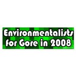Environmentalists for Gore in 2008