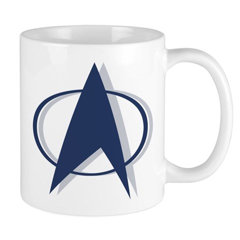 Trek Nation Geek Mug