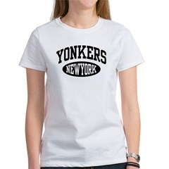 Yonkers New York Women's T-Shirt