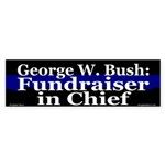 George W. Bush Fundraiser Bumper Sticker