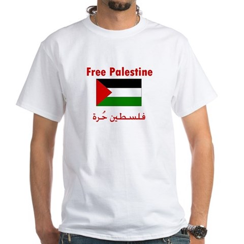 Product Image of Free Palestine T-shirt