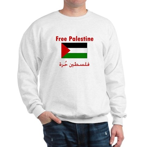 Product Image of Free Palestine Sweatshirt
