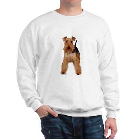 Product Image of Welsh Terrier portrait Sweatshirt