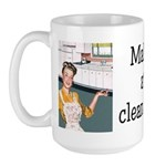 Make Yourself At Home Large Mug
