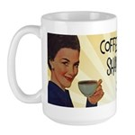 Coffee Refill Large Mug