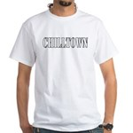 ChillTown White T-Shirt