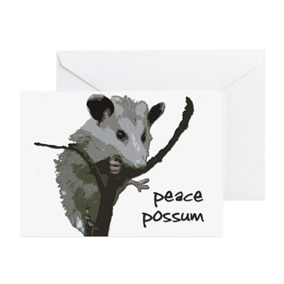 Peace Possum