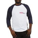 """MBA Ladies"" Team Baseball Jersey"