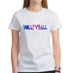 VOLLEYBALL1.jpg Women's T-Shirt