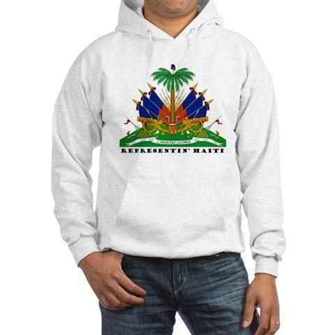 Product Image of Haiti Hooded Sweatshirt