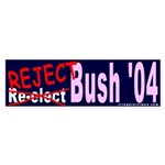 Re-Elect Bush '04 Bumper Sticker (???)
