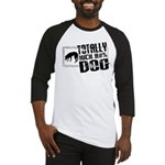 Blackmouth Cur Baseball Jersey
