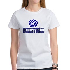 Women's Volleyball T-Shirt