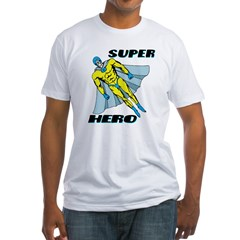 super hero t-shirt costume
