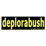 deplorabush Bumper Sticker