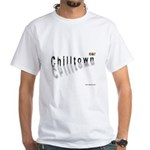 'Chilltowm BB7' White T-Shirt