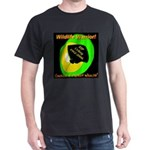 Wildlife Warrior #2 Black T-Shirt