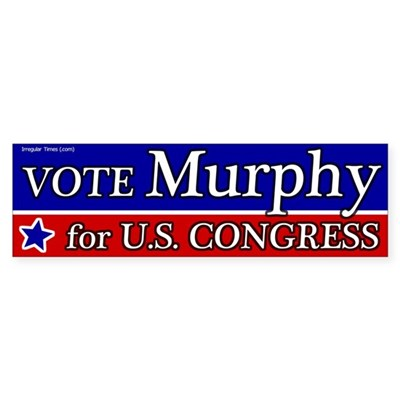 Lois Murphy for Congress Bumper Sticker