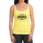 Barack Obama 2008 Oval Jr. Spaghetti Tank
